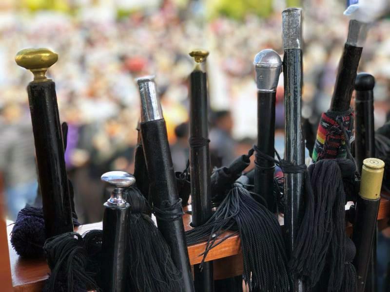 """Autoridades Ancestrales acusan a Presidente Giammatei """"Su manifiesto desprecio hacia los pueblos indígenas, reafirma el racismo estructural, impulsado como política de Estado, intensificando el exterminio cultural y fomentando el etnocidio sistemático."""